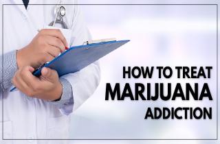 How to Treat Marijuana Addiction