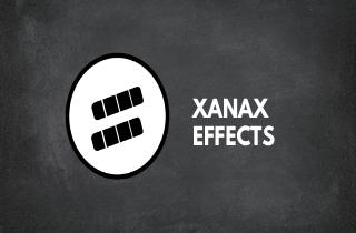 Xanax effects