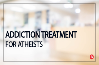 Addiction treatment for atheists