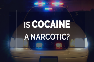 Is cocaine a narcotic?