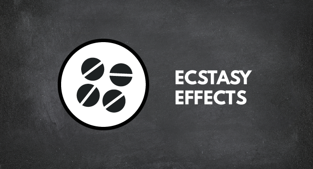 Ecstasy effects