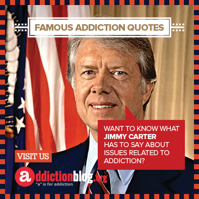 Jimmy Carter on drug laws and the War on Drugs (INFOGRAPHIC)