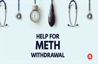 Help for meth withdrawal