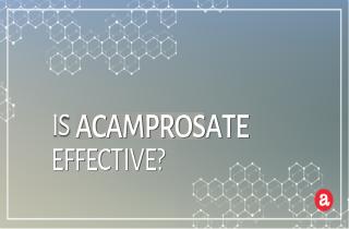 Is acamprosate effective?