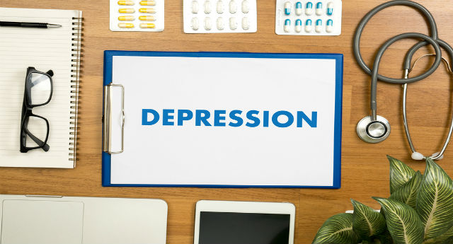 Coping with depression and addiction