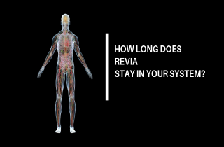 How long does Revia stay in your system?