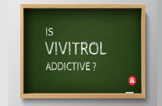 Is Vivitrol addictive?