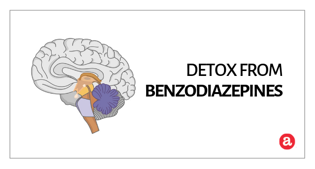 Detox from benzopdiazepines