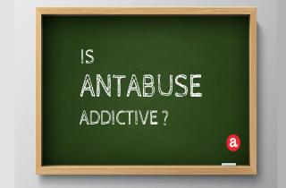 Is Antabuse addictive?