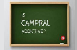 Is Campral addictive?