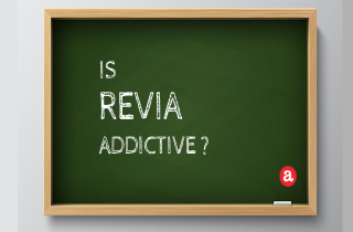 Is Revia addictive?
