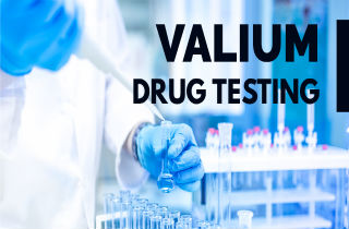 Does Valium show up on drug tests?