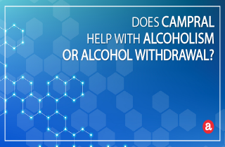 Does Campral help with alcoholism or alcohol withdrawal?