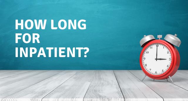 How long does inpatient alcohol rehab last?
