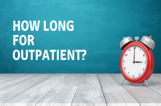 Outpatient program: How long?