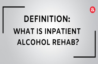 What is inpatient alcohol rehab?