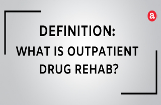 What is outpatient drug rehab?