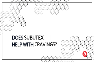 Does Subutex help with cravings?
