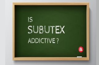 Can you get addicted to Subutex? Is Subutex addictive?