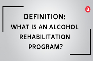 What is an alcohol rehabilitation program?