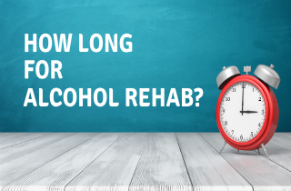 How long does alcohol rehabilitation take?