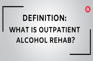 What is outpatient alcohol rehab?