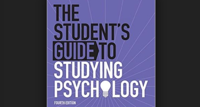 The Student's Guide To Studying Psychology (BOOK REVIEW)