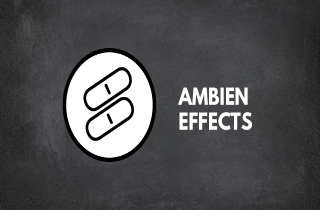 Ambien effects
