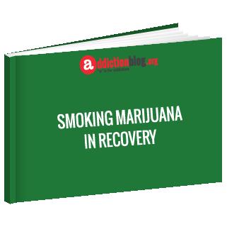 Smoking marijuana in recovery