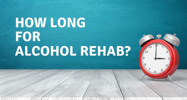 Alcohol abuse rehabilitation: How long?