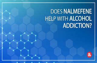 Does Nalmefene help with alcohol addiction?