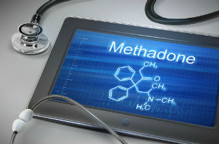 How is methadone supplied?