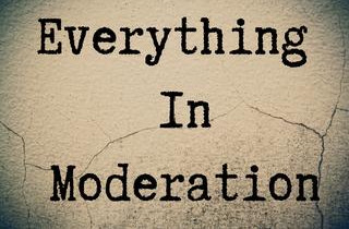 When does drinking moderation work?