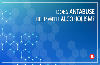 Does Antabuse help with alcoholism?