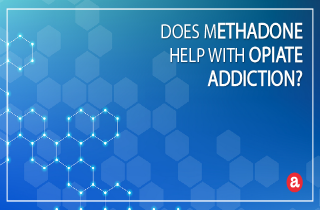 Does methadone help with opiate addiction?
