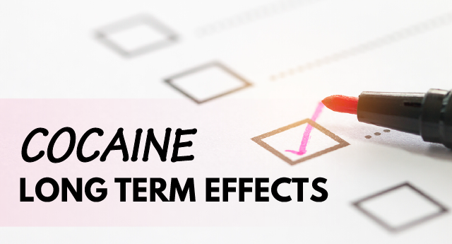 Cocaine long term effects