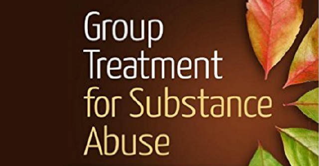 Group therapy techniques for substance abuse (BOOK REVIEW)