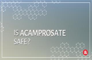 Is acamprosate safe?