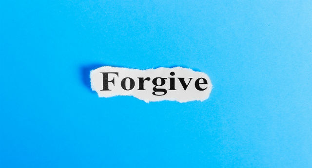 How to forgive an addict