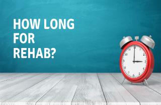 Hydrocodone rehabilitation: How long?