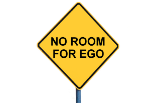 Ego reduction and growth of the spirit in addiction recovery