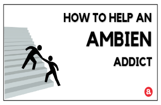 How to help an Ambien addict?