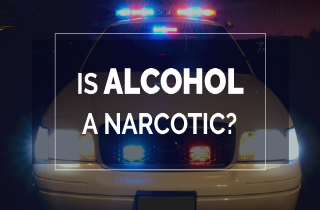Is alcohol a narcotic?