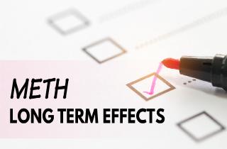 Meth long term effects