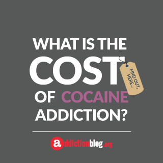 Cost of cocaine addiction (INFOGRAPHIC)