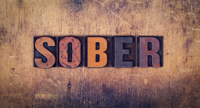 Dealing with depression after getting sober