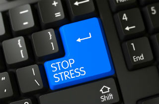 Dissolving stress with Open Focus when diagnosed with addiction