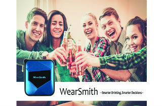 A personal alcohol breath tester: WearSmith PRODUCT REVIEW