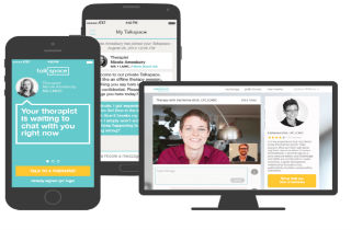 Talk therapy: Can/Should you find a therapist online? An INTERVIEW with Talkspace