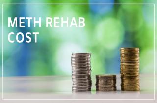 Meth rehab cost